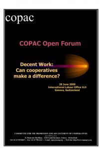 COPAC-OpenForum-2000